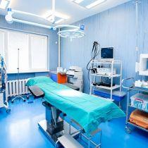 """Операционна зала в Медицински център """"Свети Пантелеймон""""."""