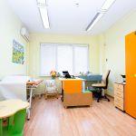 """Детски кабинет в Медицински център """"Свети Пантелеймон"""""""